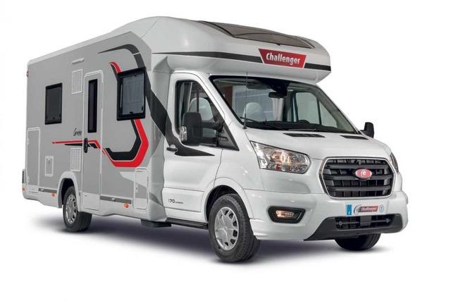 Challenger Reisemobil Emsdetten Vermietung